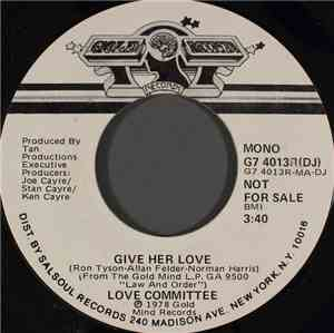 Love Committee - Give Her Love