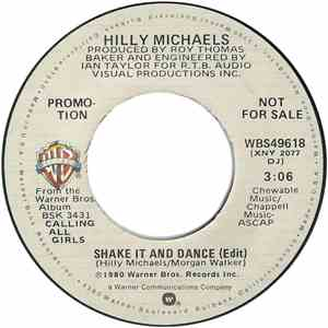 Hilly Michaels - Shake It And Dance (Edit)