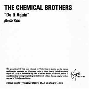 The Chemical Brothers - Do It Again (Radio Edit)