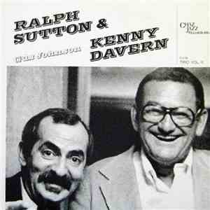 Ralph Sutton  & Kenny Davern - Trio Vol II