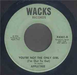 Appletree  - The Ballad Of Pencil / You're Not The Only Girl (I'm Out To Ge ...