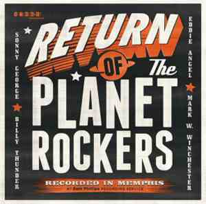 The Planet Rockers - Return Of The Planet Rockers