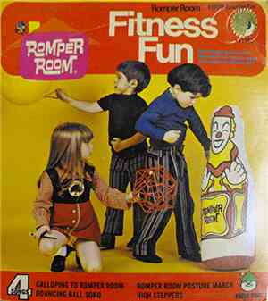 Unknown Artist - Romper Room: Romper Room Fitness Fun