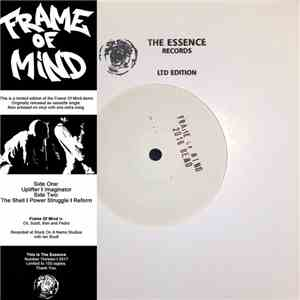 Frame Of Mind  - 2016 Demo